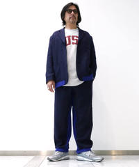 【FAG END】Set Up Suits (Navy)