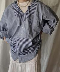 【RE;CIRCLE】  RE Mexican Parker Shirt③/210506-003