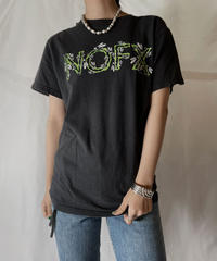【USED】S/S T-shirt  NOFX/210825-038