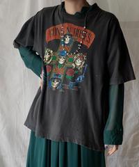 【USED】  Band T-shirt GUNS・N・ROSES/210407-028
