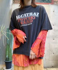 [Used]  S/S ALCATRAZ  Rock T-Shirt  /200716-011