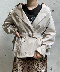 【Used】 Trench Coat /200922-012