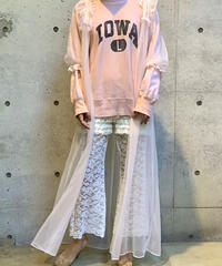 【Used】L/S Organdy Negligee / 200915-022