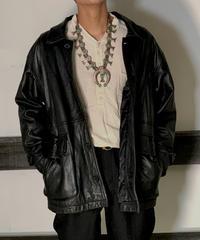 【Used】Leather Jacket /201020-004