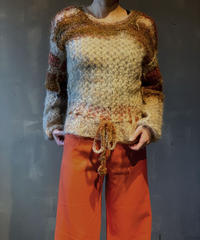 【USED】Mohair Knit / 201104-004