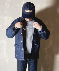 【THE UNION】 Hot Coverall Jacket 【THE BLUESTOVERALLS】 / TB000024