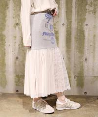 [FURUGI-NI-LACE] 2way Skirt (8)