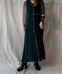 【RE;CIRCLE】 Mellow Spandex N/S Dress②/210324-33