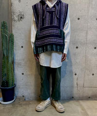 【RE;CIRCLE】Mexcan Parka Vest/ 21