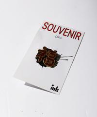 【ink】 SOUVENIR PINS LUCK /INK BS-052