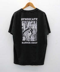 [USED] S/S T-SHIRT  PLAY BOY