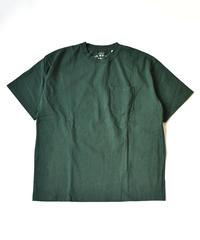 【MAX WEIGHT JERSEY】102 (Green) (半袖 ポケット付)