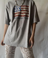 【USED】 S/S T-shirt American Made/210801-039