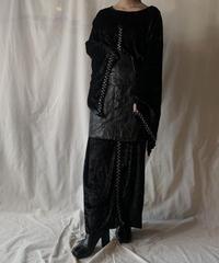 【USED】 Velour  Dress /210203-025