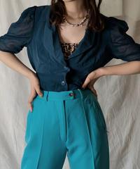 【USED】 Short Sleeve EURO Shirt /210421-033