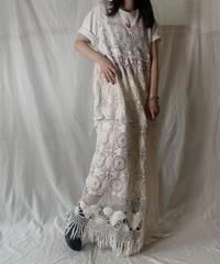 【RE;CIRCLE】RE Crocket N/S Dress②/210526-060