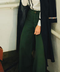 [USED] Flare Pants Green (AWV27)