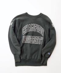 [USED] Champion Sweat Reverse Weave 10 (D.Green)