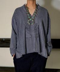 【Used】L/S fishierman shirt/201020-033