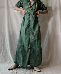 【RE;CIRCLE】 RE Medical Tyedie S/S One-piece④/210624-047