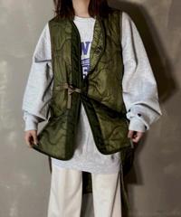 【RE;CIRCLE】 Remake Liner Vest  / 201112-031