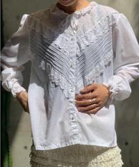 【Used】L/S Rame Stripe Blouse / 200919-009