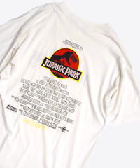 【Used】Movie T-shirt 8 (JURASSIC)