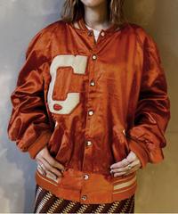 【USED】Nylon Stadium Jacket / 201104-037