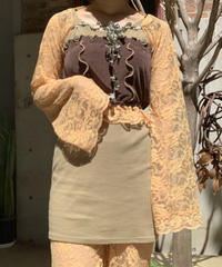【RE;CIRCLE】Lace Arm Cover /200911-038