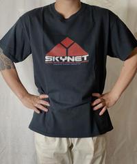 【USED】 S/S T-shirt SKY NET/210617-047