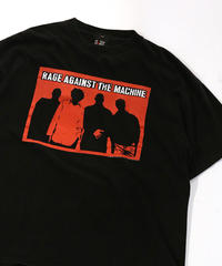 【Used】Alternative Rock T-shirt Rage Agaist  The Machine  (Alternative Rock7)