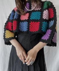 【RE;CIRCLE】 RE Granny Knit Top⑥/211014-006