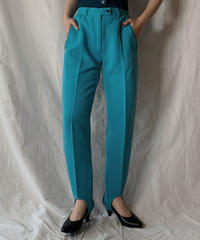 【USED】 Stirrup Trousers Jagger Pants/210421-032