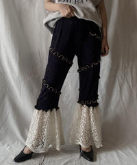 【RE;CIRCLE】 RE Mellow Pants①/210414-008