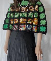 【RE;CIRCLE】 RE Granny Knit Top⑤/211014-005