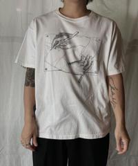 【USED】 S/S T-shirt M.C.Escher⑦/210617-042