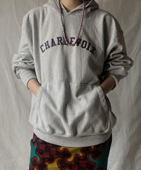 【USED】  Champion Reverse Weave Hoodie CHARLEVOIX/210516-005