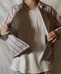 【USED】 Pajama Shirt  / 201123-018