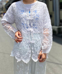 【Used】See-through China Shirts