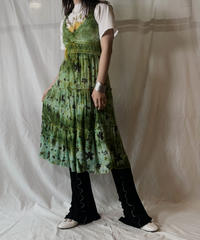 【USED】 African Batik N/S One-piece/210604-029