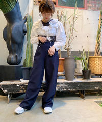 【Used】Poly Flare Pants