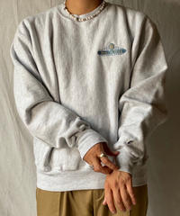 【USED】   Champion Reverse Weave Sweat BELL O'DEA/210516-025