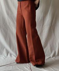 【UESD】 Flared Pants ③ / 210602-025