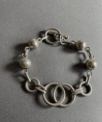 【USED】 Mexican Silver Bracelet /SB-1