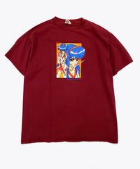 【Used】90s Hook ups T-shirt (HU 2)