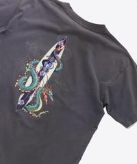 【Used】Surf T-shirt Hang Ten(Surf 8)