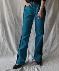 【RE;CIRCLE】 Remake Corduroy Side Line Pants②/210317-003