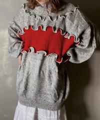 【RE;CIRCLE】 Mellow Shaker Knit ⑧ /201202-012