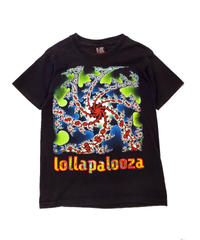 [Used] Band Tee 18 (lollapalooza)