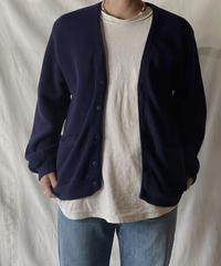 【USED】  Acrylic Knit Cardigan④/210304-006